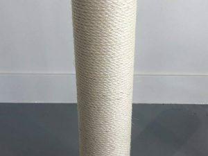 Krabpaal onderdelen Sisalpaal 60x12 M8