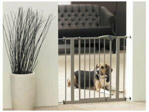 Hondenhek Door min75/max 84x75cm