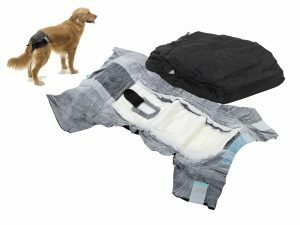 Hondenpamper Comfort Nappy nr4 buikomtrek: 40-48cm