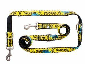 Politieleiband Dangerous L 25mmx200cm