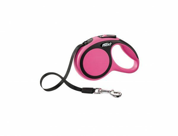 Flexi Comfort roze XS (riem 3 m)