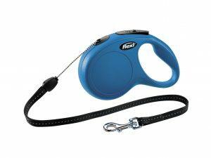 Flexi Classic blauw S (koord 8m)