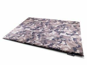 Matras Army grijs 65x40x5cm
