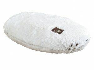 Kussen Snowhite wit 92x59cm
