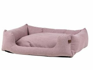 Hondenmand Snooze Iconic Pink 110x80cm