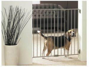 Dog Barrier Gate Indoor min62/max102x95cm