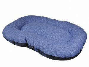 Kussen All Season donkerblauw 90x60cm