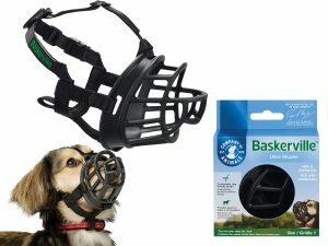 BASKERVILLE ULTRA Muzzle nr 1 York Terrier