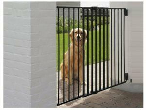 Dog Barrier Gate Outdoor min84/max154x95cm