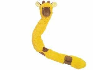 Speelgoed hond pluche Gerard de giraffe 50cm