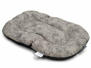 Kussen Winter grijs 50x35cm