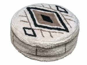 Poef Berber Caramel 50x50x20cm