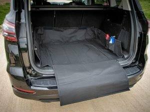 Kofferbescherming auto 185x103x35 cm