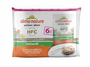 HFC Cats 55g MegaPack Natural - kipfilet