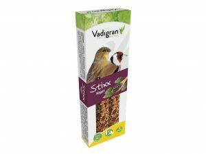 Snack StixX europese vogel&kanarie niger 85gr(2)