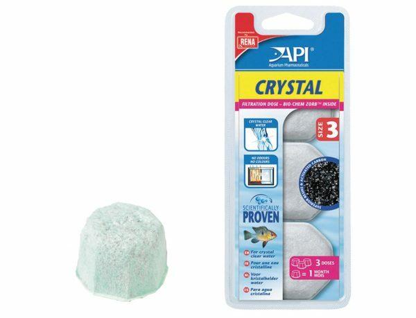 Dosis Crystal API maat 3 Superclean 120/150 (x 3)
