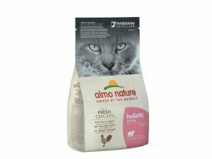 Holistic Cats 400g Kitten - met kip en rijst