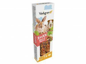 Snack StixX Maxi konijn, cavia&hamster 150gr(2)