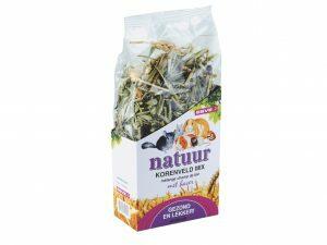 Natuur korenveld mix knaagdieren 110 gr