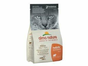 Holistic Cats 400g verse vette vis en rijst