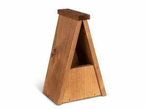 Emma Nestkast driehoek roodborstje