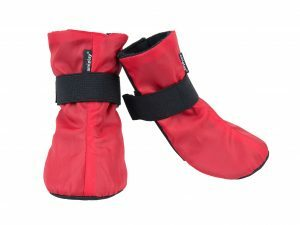 p10858  17402 ami schoenen hond bristol rood 5x5x8cm xxs 1