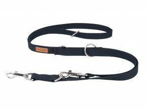 Ami Leiband Cotton 6 in 1 zwart 100-200cmx30mm XL