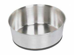 Eetpot inox antislip 11,5cm 0,40L