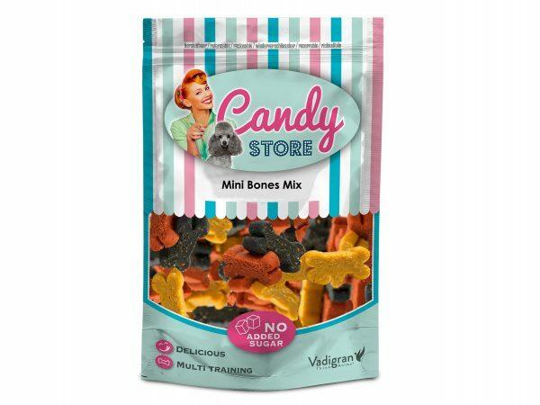 Candy Mini Bones Mix 180g