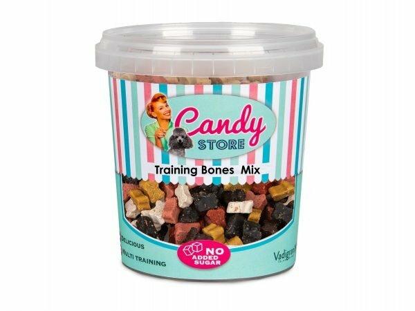 Candy Training Bones Mix 500g