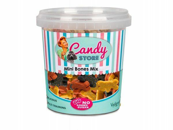 Candy Mini Bones Mix 500g