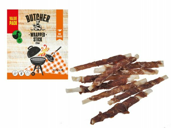 Duck Wrapped Stick 12cm 850g