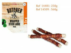 Duck Wrapped Stick 25cm 250g LARGE