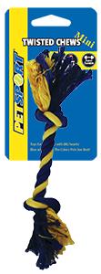 2-Knot Cotton Rope 20cm Mini