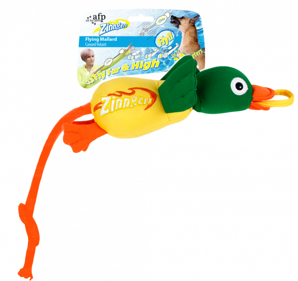 AFP Chill Out Zinngers Flying Mallard