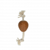 AFP Wild & Nature - Woody pine cone wih rope S