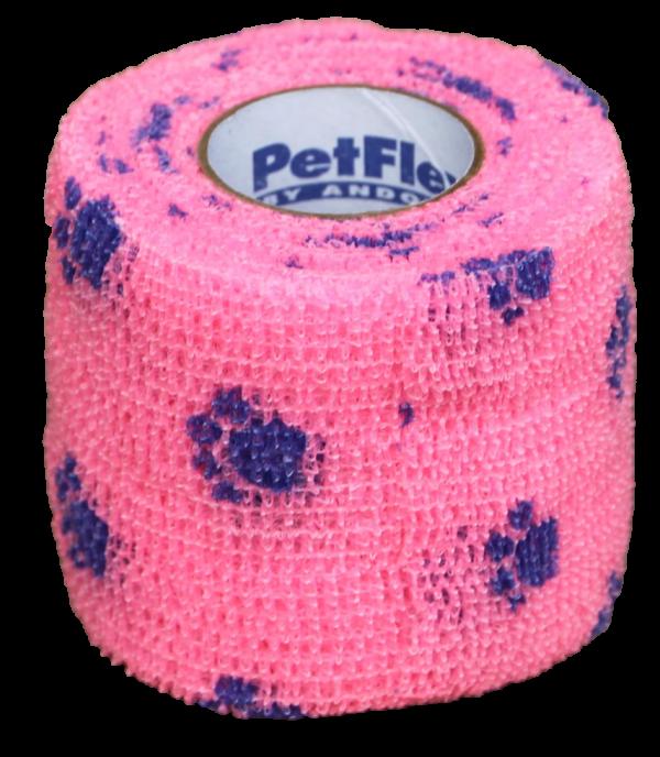 Bandage Petflex Pink Paw
