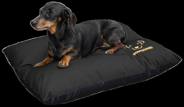 Bodyguard Elegant Pillow S Black
