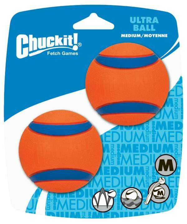 Chuckit Ultra Ball M 6 cm 2 Pack