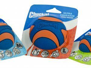 Chuckit Ultra Squeaker Ball M 6 cm 1 pcs.