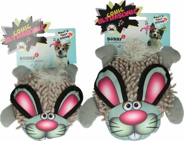 Comic Ultrasonic Bunny Large