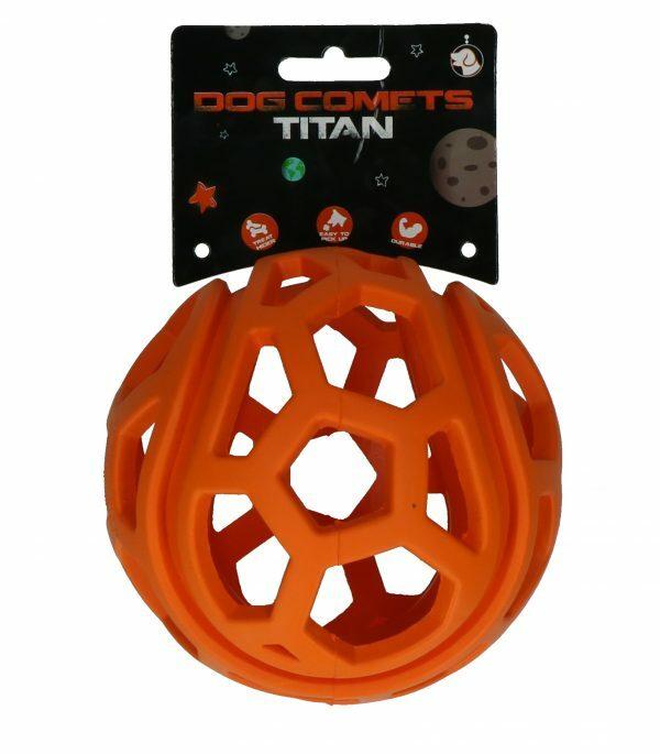 Dog Comets Titan Oranje M 11,5 cm