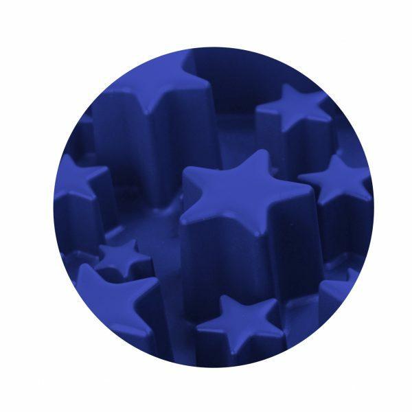 Eat Slow Live Longer Star Blue S