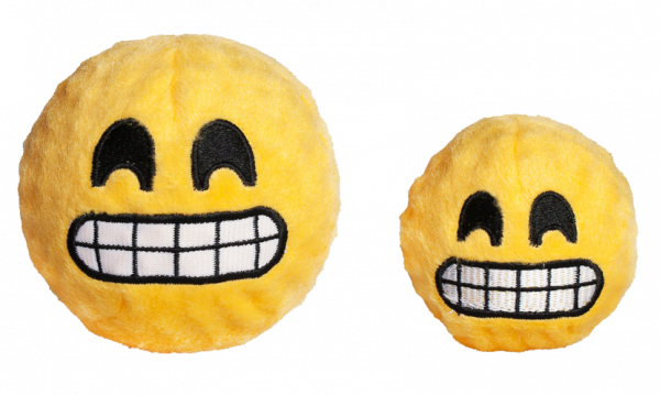 FabDog Grin Emoji Faball M 10 ,1 cm