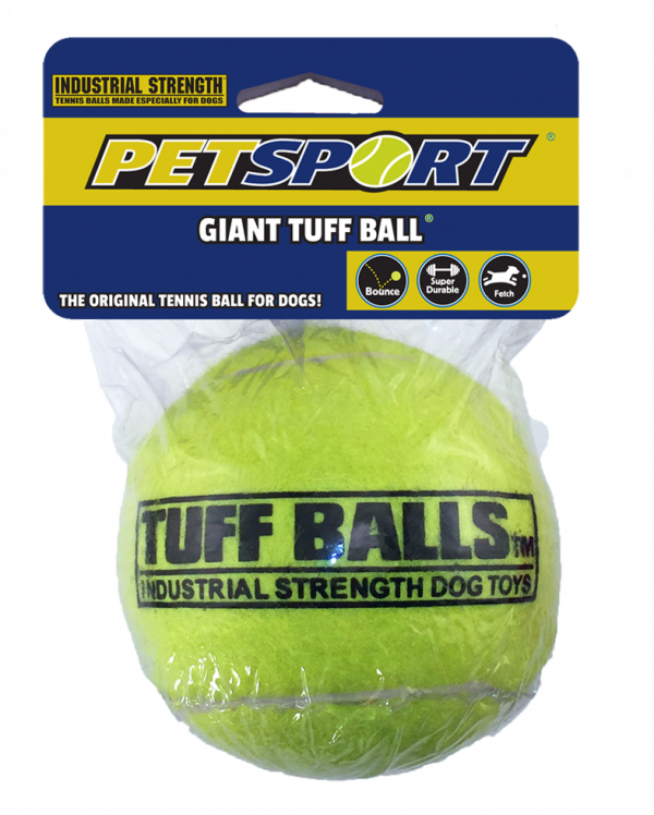 Giant Tuff Ball 10cm