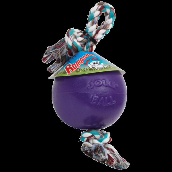 Jolly Ball Romp-n-Roll 10 cm Paars