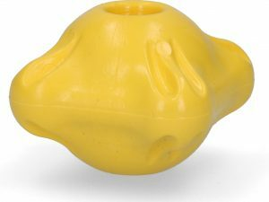 Jolly Flex-n-Chew Squarble geel small