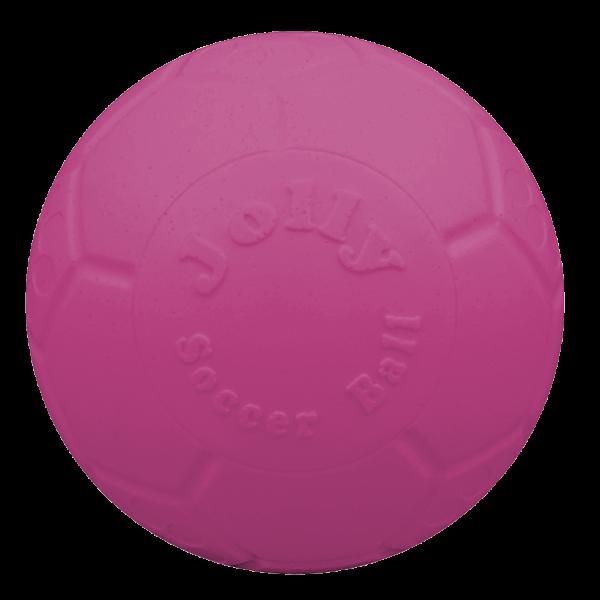 Jolly Soccer Ball 15cm Roze
