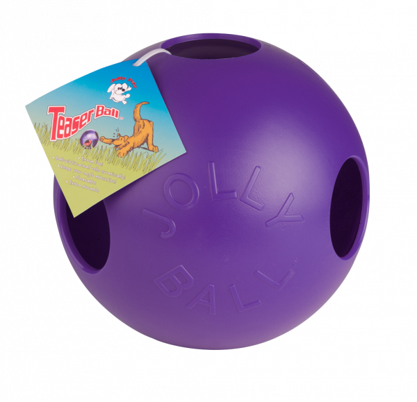 Jolly Teaser Ball 20 cm Blauw
