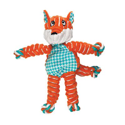 KONG Floppy Knots Fox